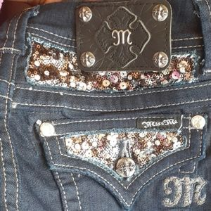 🆕️ MISS ME jeans purchased from The Buckle sz 25